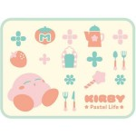 Sanei Boueki Life Bath Mat – Kirby Pastel (Square)
