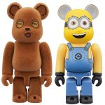 Medicom Be@rbrick – Despicable Me 3 Tim & Bob