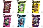 Bandai Masked Rider Saber Collectible – Wonder Ride Book SG04