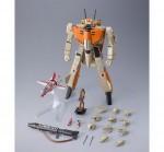 DX Chogokin Macross – VF-1D Valkyrie & Fan Racer