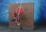 SHFiguarts – Spiderman & Stage Wall (HC)
