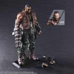 Square Enix Play Arts Kai FF7 Remake – Barret Wallace
