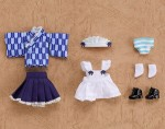 GSC Nendoroid Doll Outfit Set – Japanese-Style Maid Blue