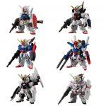 FW Gundam Converge 10th Anniversary – Universal Century Set