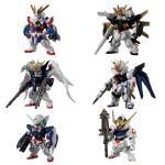 FW Gundam Converge 10th Anniversary – Another Century Set