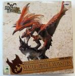 Banpresto Monster Hunter DXF Statue – Liolaeus (Red)