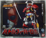 Soul of Chogokin GX 30 – Battle Fever Robo