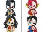 Kaitai Fantasy – Justice League (box of 4)