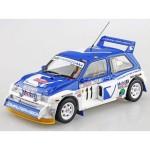 Aoshima 1/24 MG Metro 6R4 – Rallye Monte Carlo 1986 Malcorm Wilson / Nigel Harris