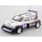 Aoshima 1/24 MG Metro 6R4-  Rallye Lombard RAC 1986 Jimmy McRae / Ian Grindrod