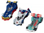 Variable Action Kit Future GPX Cyber Formula – Set of 3