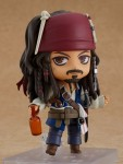 GSC Nendoroid Pirates of the Caribbean On Stranger Tides – Jack Sparrow