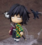 GSC Nendoroid Demon Slayer – Giyu Tomioka