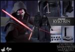 Hot Toys MMS 320 Star Wars EP 7 – Kylo Ren