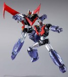 Bandai Metal Build – Mazinger + Great Mazinger *openbox, 90% condition
