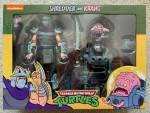 NECA TMNT Classic – Shredder & Krang