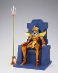 Bandai Saint Cloth Myth EX – Poseidon w/ Imperial Throne
