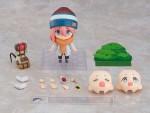 GSC Nendoroid Yuru Camp  – Nadeshiko Kagamihara Solo Camp Ver.