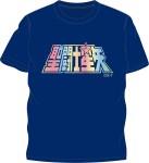 Brujuta – Saint Seiya Cloth Metal T-Shirt (Blue)