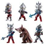 Converge Motion – Ultraman (set of 6)