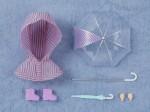 GSC Nendoroid Doll Outfit Set – Rain Poncho Stripes