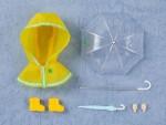 GSC Nendoroid Doll Outfit Set – Rain Poncho Yellow