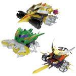 SMP – Crush Gear Battle 1 EX2 (set of 3)
