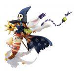 GEM Digimon Series – Wizarmon & Tailmon