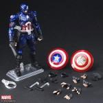 Square Enix Bring Arts Marvel Tetsuya Nomura – Captain America