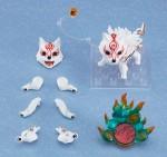 GSC Nendoroid Okami – Shiranui