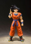 SHFiguarts – Son Goku (Raised on Earth)