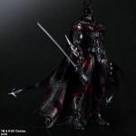 Square Enix Play Arts Kai DC Variant – Batman (Red)