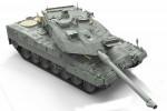 Meng 1/35 – German Main Battle Tank Leopard 2 A7