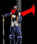Super Robot Chogokin – Mazinger Z (Kurogane Finish)