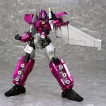 EX Gokin Machine Robo Battle Hackers – R. Jetan Metal Color ver