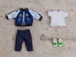 GSC Nendoroid Doll Outfit Set – Souvenir Jacket (Blue)