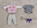GSC Nendoroid Doll Outfit Set – Souvenir Jacket (Pink)