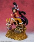 Figuarts Zero One Piece WT100 Oda Special – Monkey D. Luffy & Chopper