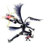 GEM Series Digimon – Beelzebumon & Impmon